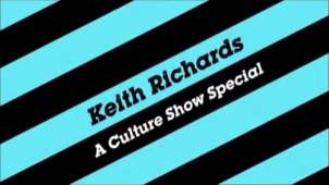 The Culture Show Special - Keith Richards (BBC 2010)